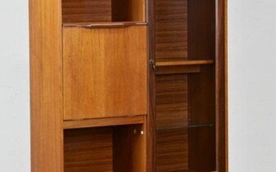 Mid Century Modern Display Cabinet / Cocktail Cabinet