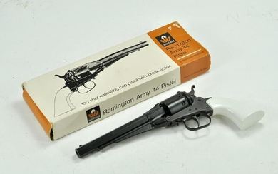 Winfield Woolworths Toy Remington Army Cap Pistol with