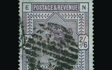 Great Britain - QV (surface printed) : (SG 179a) 1883-84 2s6...