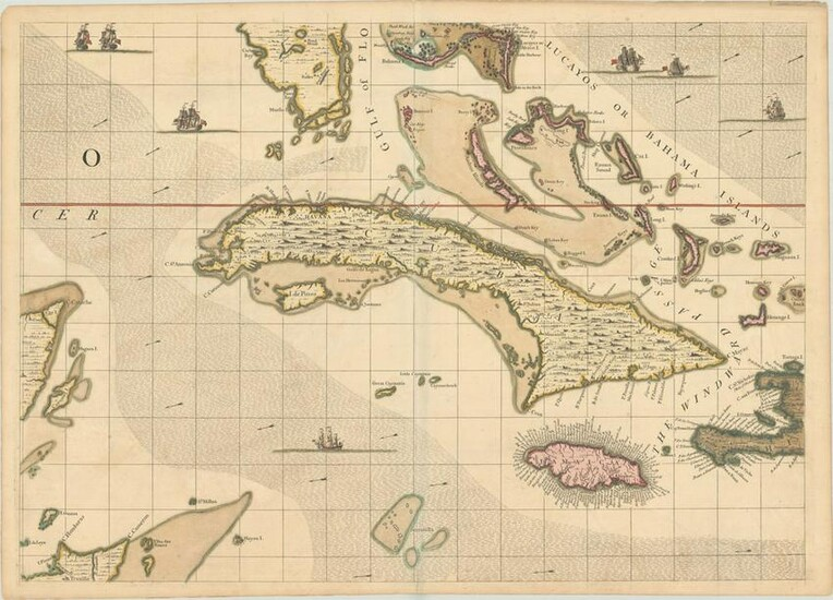 MAP, Greater Antilles, Popple
