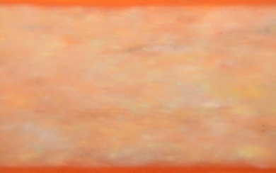 """Monumental Natwar Bhavsar Abstract Painting, 72""""W"""
