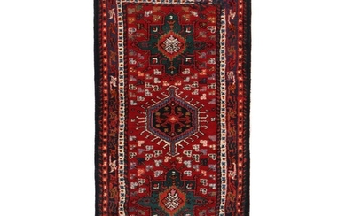 3'2 x 6'8 Hand-Knotted Area Rug