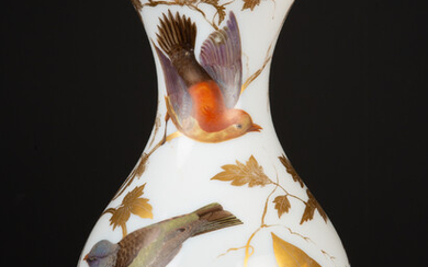 A 19th century opalescent