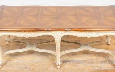 Auffray Attrib. Louis XV Style Coffee Table