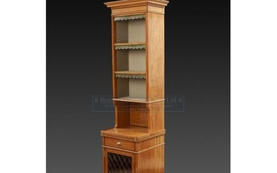QUEEN MARY'S PERSONAL SECRETAIRE BOOKCASE - THE ROYAL YACHT:...
