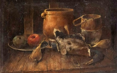 Still life painter of the 19th