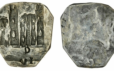 """Charles I (1625-1649), Sixpence, """"Scarborough Besieged"""", an 18th or 19th Century concoction"""