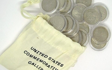 20-BU STATE QTRS in US GALLERY BAG