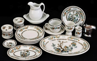A COLLECTION OF PULLMAN COMPANY RAILROAD CHINA