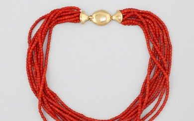 CORAL, DIAMOND AND GOLD LOT