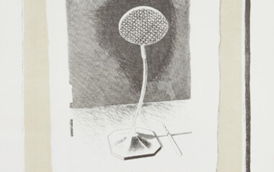David Hockney, An Etching and a Lithograph for Editions Alecto (M.C.A.T. 121)