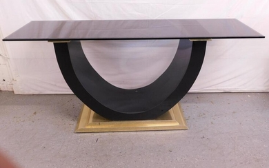 Modern Deco Style Console Table