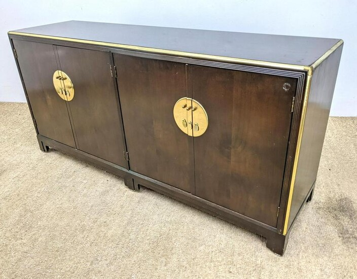 BAKER Asian Style Credenza Sideboard Cabinet.