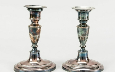 Pair of candlesticks, 1st half of 2