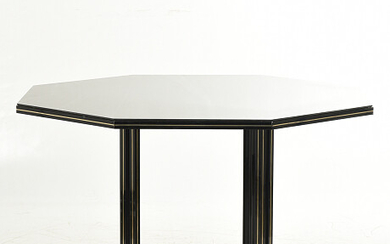 Pierre Vandel, dining table Pierre Vandel, matbord
