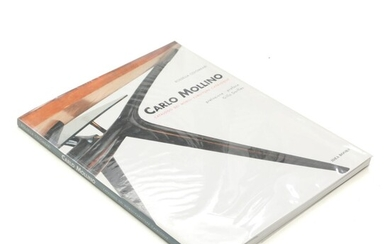 """NOT SOLD. Rossella Colombari: """"Carlo Mollino"""". Book about Carlo Mollino. Published by Idea Books, 2005. 111 pages. – Bruun Rasmussen Auctioneers of Fine Art"""