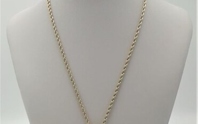 SunDay - 18 kt. White gold, Yellow gold - Necklace with pendant