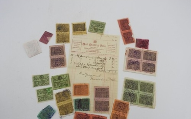 A COLLECTION OF THIRTY SEVEN RARE LATE 19th CENTURY AFGHAN A...