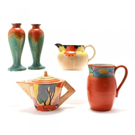 A Selection of Pottery