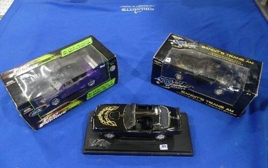 An Ertl American Muscle 1:18 scale die-cast model of the 'Sm...