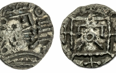 Anglo-Saxon England, Secondary Series (710-760), Series R, Sceat, Type R8
