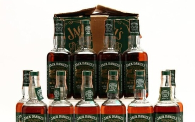 Jack Daniels Tennessee Whiskey (Green Label)