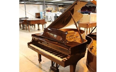 Steinway (c1970) A 5ft 10in Model O grand piano in a rosewoo...