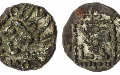 Anglo-Saxon England, Secondary Series (710-760), Series R, Sceat, Type R10, Type 2, Wigraed