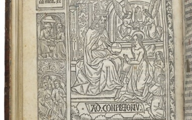 Hours of the Virgin, printed on vellum