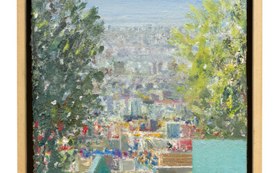 Larry Cohen: View of West Hollywood