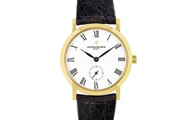 VACHERON CONSTANTIN, GOLD WRISTWATCH