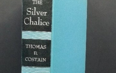Costain, The Silver Chalice, 1st BC Ed. 1952 Novel