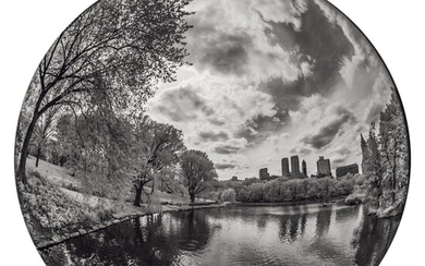 Central Park Lake, New York, From the upcoming book 'Sphere of Time', Geir Jordahl, CPA2