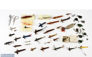 Good Selection Accessories consisting of Hardy Baits, Devons...