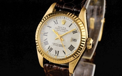 """Rolex - Oyster Perpetual Datejust - """"NO RESERVE PRICE"""" - 6917 - Women - 1970-1979"""