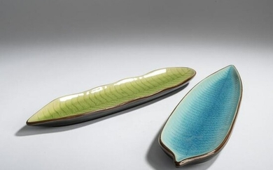 Italy, 2 dishes, c. 1955