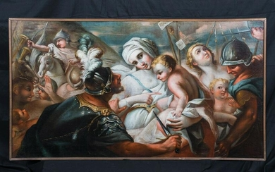Massacre Of the Innocents Oil Painting