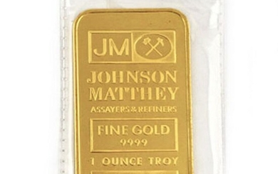 1 once Troy d'or pur 9999 / One once Gold Troy .999