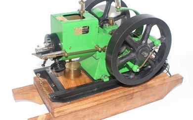 """A very well made """"Hit and Miss"""" stationary engine,..."""