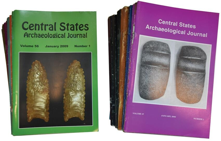 Almost complete set of 2000 -2017 Central States