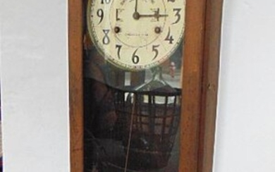 Punch Card Time Clock, Central Time Clock Co. Inc. NYC