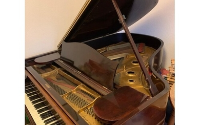 Steinway(c1900s) A 6ft 2in 88-note Model A grand piano in a ...