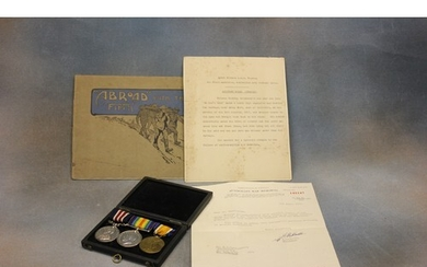 To 16698 Private A.S.H Picking 5th Field Ambulance, Australi...