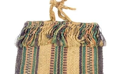Woven Rope Bag