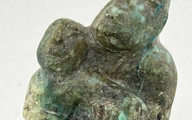 Chinese Figural Jade Group