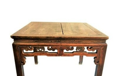 Chinese Qing Period Table