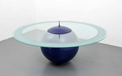 """Large Alessandro Mendini """"Soli"""" Dining Table"""