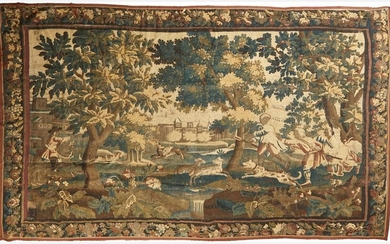 A French wall tapestry