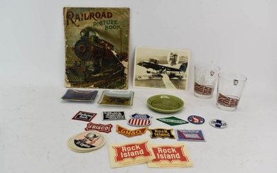 Assorted Group of Travel Souvenirs