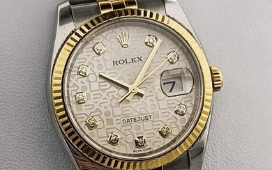 Rolex - Oyster Perpetual Date Just - 116233 - Unisex - 2000-2010